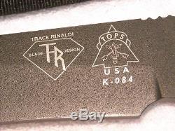 Tops USA Trace Rinaldi Armageddon Tactical Knife