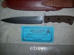 Tops Wild Pig Hunter Knife