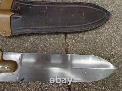 U. S. Model 1880 Hunting Knife