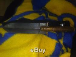 U. S. Springfield Model 1880 Hunting Knife