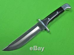 US 1986 BUCK 124 Hunting Knife & Sheath
