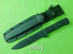 US Cold Steel SRK Hunting Knife & Scabbard