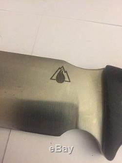 Ultra Rare! Survive Knives GSO Prototype Full Convex Edge