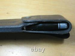 Unused Vtg Buck USA 115 Combo Twin Set Knives 103 118 Hunting Skinning Sheath