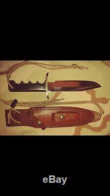 Used randall knife knives