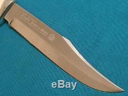 Vintage'75 Puma Solingen Germany 6396 Stag Hunting Skinner Original Bowie Knife