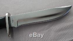 VINTAGE BUCK 124 / 122 FRONTIERSMAN Diving Hunting Knife