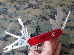 Victorinox Xxlt Rarest Not Xavt Swissflame Swiss Army