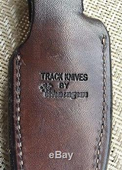 Vintage 1970s Ithaca Gun hunting skinning knife