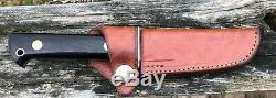 Vintage Bob Dozier Custom Handmade Hunting Knife