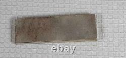 Vintage Case Fixed Blade Hunting Knife with Stag Handle & Leather Sheath, GC