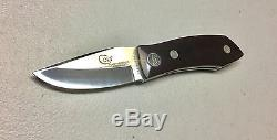 Vintage Colt Barry Wood Hartford Ct Horse Logo Hunting Dagger Knife Micarta