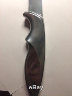 Vintage Gerber Shorty Magnum Hunting Knife Rare Antique Old USA Al Mar Design US