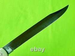 Vintage German Germany Othello Anton Wingen Solingen Large Hunting Folding Knife