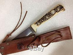 Vintage German PUMA Friend hunting knife