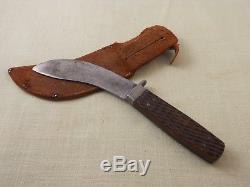Vintage J. Russell Green River Works Skinner Hunting Knife