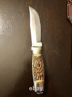 Vintage Knife Hatchet With Original Sheath Combo Set. Colonial Providence USA