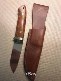 Vintage Loveless Beretta Handmade Hunting Knife MiB Pristine Seki Japan 201-A