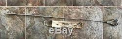 Vintage Marbles Pocket Rod circa 1907 Marbles Gun Knife Co. Gladstone