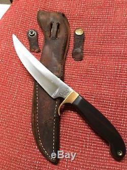 Vintage Olsen OK Hunting Skinning Knife
