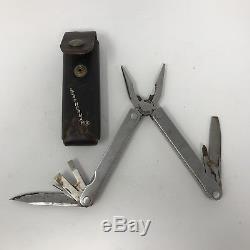 Vintage Original Leatherman Tool Knife Multi Tool Portland Oregon Hunting