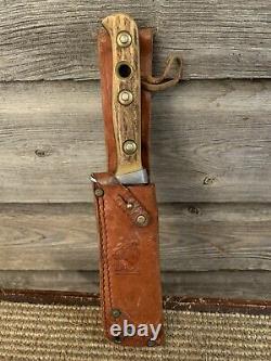Vintage Puma Hunting Knife Skinner 6393