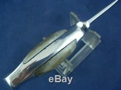Vintage R. H. Ruana Knife with Sheath