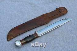 Vintage Remington UMC RH38 8 Hunting Knife