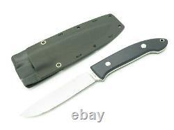 Vintage Seki Cut Bob Lum SC-110 Small Encounter ATS-34 Fixed Blade Hunting Knife
