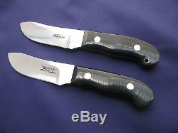 Vintage Timberline & Wilderness Forge Hunting Skinning Knives