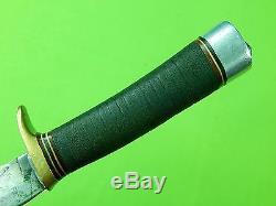 Vintage US Custom Hand Made Randall Model 3 6 Hunting Fighting Knife Sheath