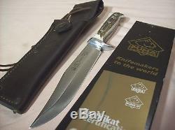 VintagePUMAORIGINAL BOWIEHUNTING KNIFE withBOX, SHEATH & CERTIFICATIONUNUSED