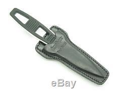 Vtg 1980s Kershaw 1006 Amphibian Hattori Seki Japan Fixed Blade Dagger Knife