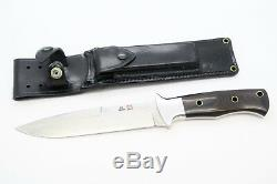 Vtg Al Mar Sere 3005 6 Pre Production 093 Limited Seki Japan Fixed Blade Knife