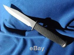 Vtg Discontinued SOG S21-Government Agent fixed blade Knife, Hunting, Seki Japan