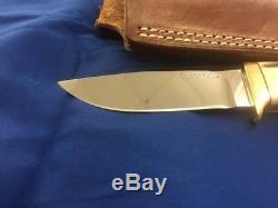 W. C. DAVIS Hunting Knife 4 BLADE (BV5007567)