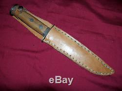 WWII Western Knife Old Combat Hunting Survival Vintage Army USGI Jungle Fighting