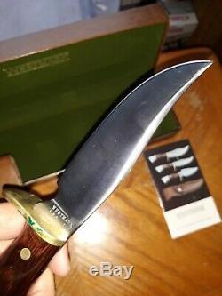 Westmark 702 Model never used. Beautiful knife