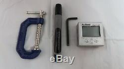 Wicked Edge Field & Sport (WE200) Knife Sharpener Kit with Bonus Extras Clean