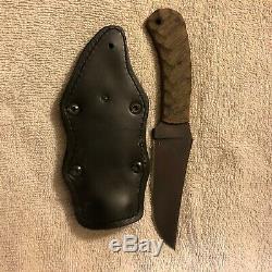 Winkler Knives Belt Knife 80CrV2
