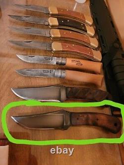 Winkler Knives Blue Ridge Hunter 80CrV2 Knife maple + Sheath