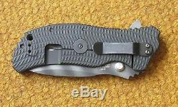 Zero Tolerance 0301 Strider/Onion Folder Knife Green with Box